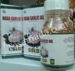 HABBA GARLIC GOLD 200
