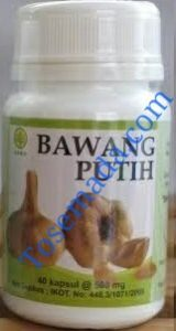 Kapsul Bawang Putih Herbal Insani